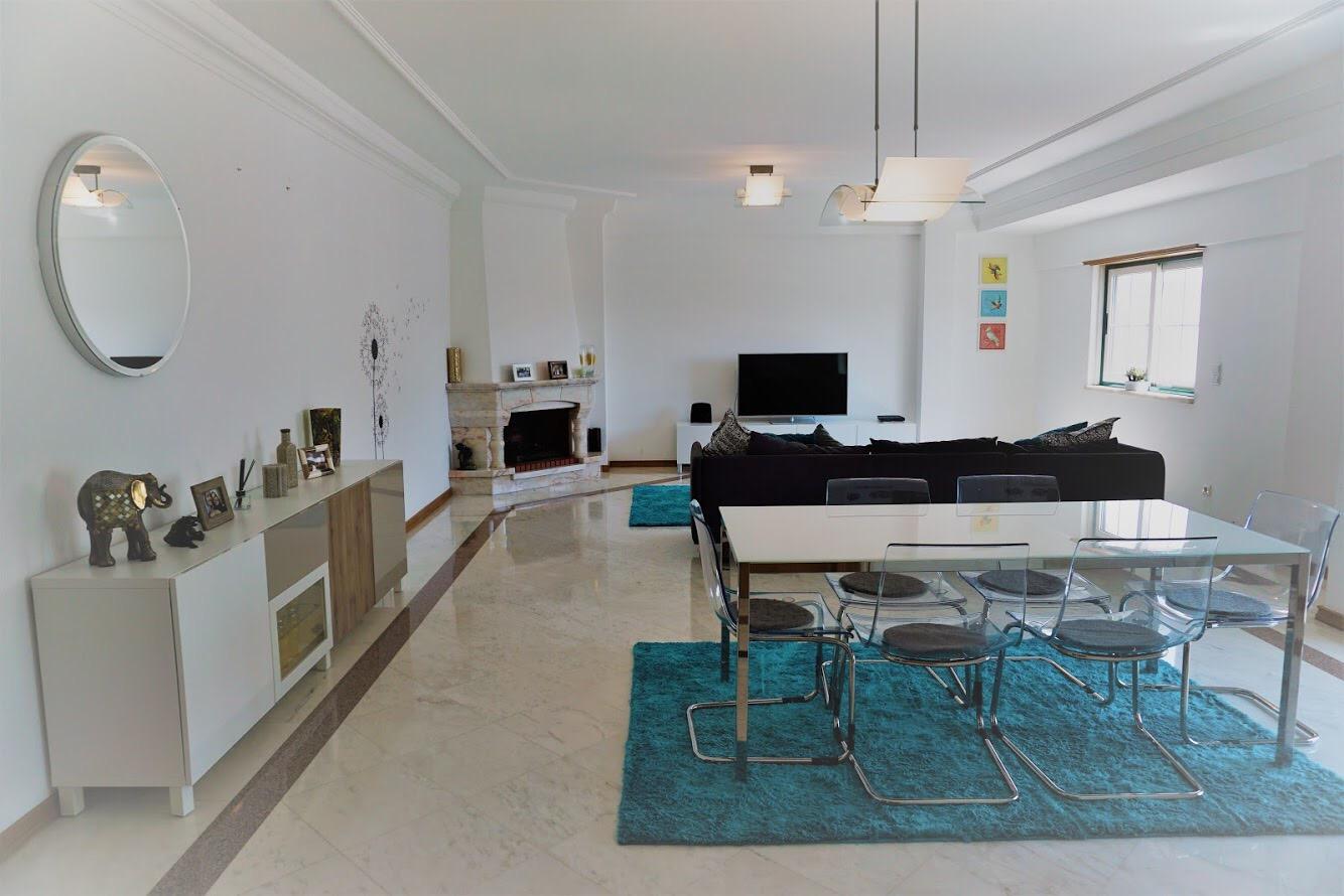Apartamento T4 – Parque Dos Príncipes